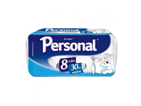 PAPEL HIGIÊNICO SANTHER - PERSONAL HPS84