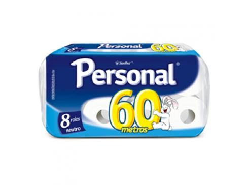 PAPEL HIGIÊNICO SANTHER - PERSONAL HPS 68