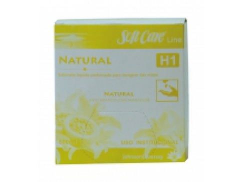 SOFT CARE NATURAL MARACUJÁ COM LIRIO BRANCO