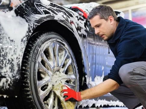 Limpeza e higienização de veículos